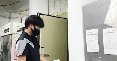 [자원봉사] 덕소중학교 3학년